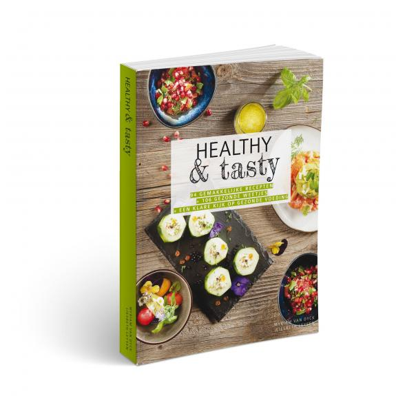 Kochbuch Healthy & tasty softcover - 026